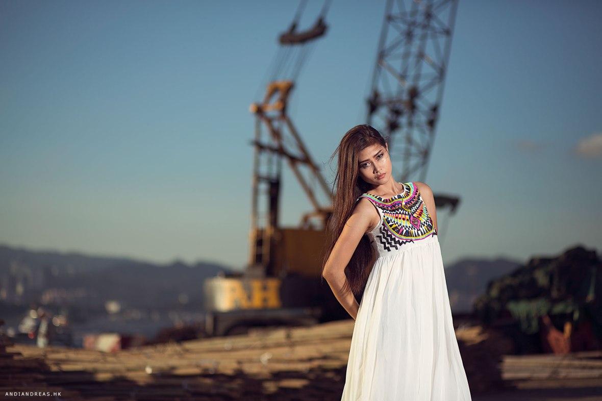 Hong Kong Fashion Photoshoot