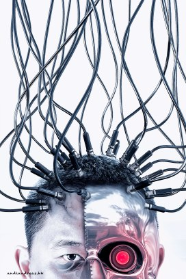 Wired Head #2