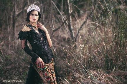 Indonesian Kebaya